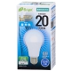LED電球 E26 20形相当 昼光色 [品番]06-3363