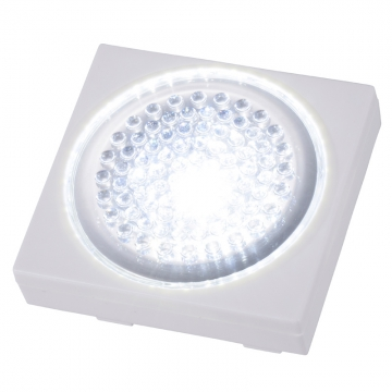 LEDプッシュライト 2個入 [品番]07-8188
