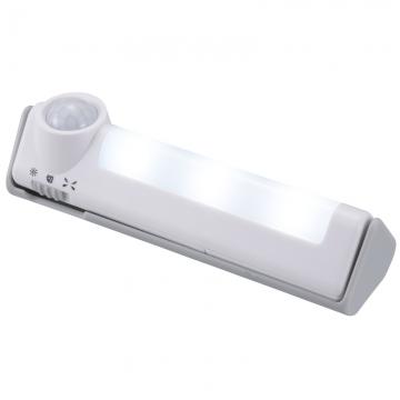 LEDセンサーアラームライト 人感 白色LED [品番]07-8623