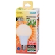 LED電球 一般電球形 30形相当 E26 電球色 [品番]06-0601
