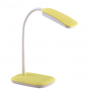 LEDデスクライト 黄色 [品番]06-0162