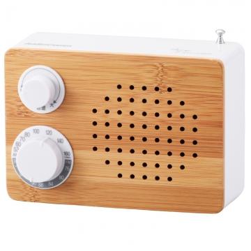 AudioComm 竹ラジオ [品番]07-8688