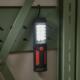 LED多目的作業ライト 単3×3本付 250ルーメン [品番]07-8321
