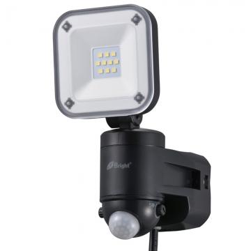 LEDセンサーライト コンセント式 1灯 [品番]07-9919