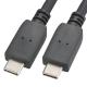 USB TypeC/TypeC 接続ケーブル USB3.0準拠 1m [品番]01-3711