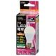 LED電球 小形 60形相当 E17 電球色 [品番]06-0619