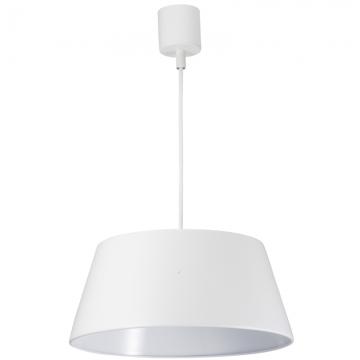 LEDペンダントライト 100W用 ホワイト 電球別売 [品番]06-1495