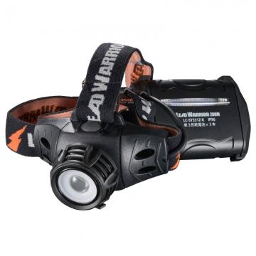 防水LEDズームヘッドライト [品番]07-8624