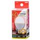 LED電球 小形 40形相当 E17 電球色 [品番]06-0763