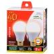 LED電球 一般電球形 40形相当 E26 電球色 2個入 [品番]06-0773