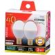 LED電球 小形 40形相当 E17 電球色 2個入 [品番]06-0779
