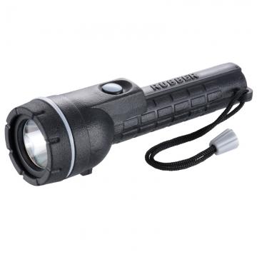 LED防水懐中ラバーライト [品番]07-8729