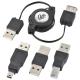 USBケーブル変換コネクターセット [品番]01-3357