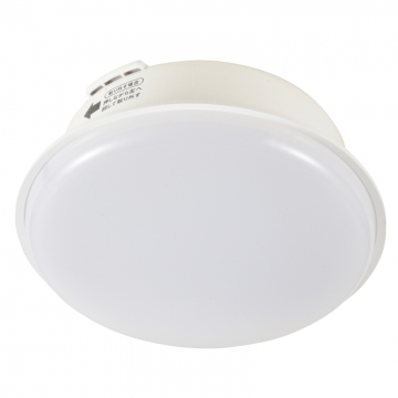 LEDミニシーリングライト 40形相当 電球色 [品番]06-0701
