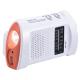 AudioComm スマホ充電ラジオライト [品番]07-8680