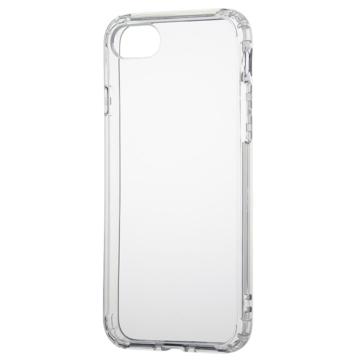 iPhone7専用 クリアケース 複合素材ハイブリッドタイプ [品番]01-3737