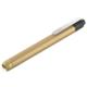 LEDペンライト 電球色LED 単4×2本 ゴールド [品番]07-8943