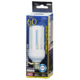 LED電球 D形 E17 60形相当 昼光色 [品番]06-1673