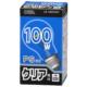 白熱電球 E26 100W クリア [品番]06-0643