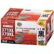 キヤノン互換 BCI-371XL+370XL/6MP 顔料ブラック2個+染料5色 [品番]01-4248