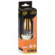 LED電球 フィラメント シャンデリア形 E17 60形相当 [品番]06-3467