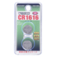 Vリチウム電池 CR1616 2個入 [品番]07-9968