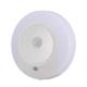 LEDナイトライト 2段階調光 明暗・人感センサー 白色 [品番]06-0628