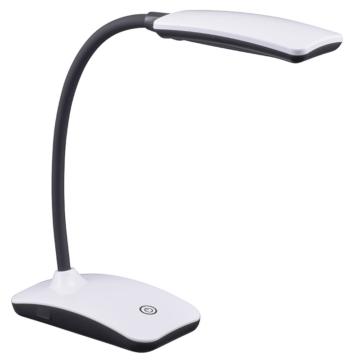 LED調光式デスクライト 400ルーメン ホワイト [品番]06-1693