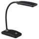 LEDデスクライト 4段階調光 ブラック [品番]06-1694