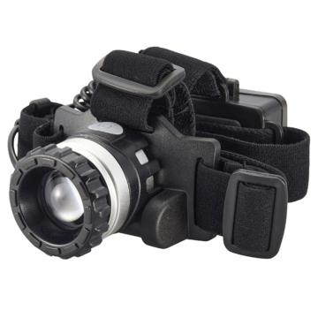 LEDヘッドライト 150ルーメン ブラック [品番]07-8744