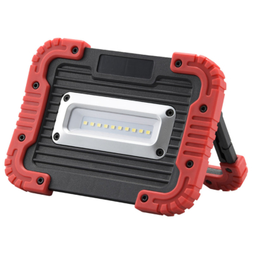LED多目的作業ライト 単3形×4本付 320lm [品番]07-8886