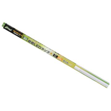 直管LEDランプ 40形相当 G13 Hfインバーター式器具専用 昼白色 [品番]06-0723