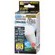 LED電球 ミニクリプトン形 E17 40形相当 調光器対応 防雨タイプ 昼白色 [品番]06-1878