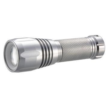 LEDズームライト 防水 125ルーメン  [品番]07-9695