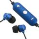 AudioComm ワイヤレスイヤホン ブルー [品番]03-1683