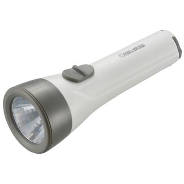 LED懐中ライト 単2形乾電池 65ルーメン [品番]08-3158