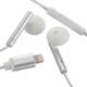AudioComm ライトニングイヤホン [品番]01-7100