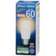 LED電球 T形 E26 60形相当 電球色 [品番]06-3607