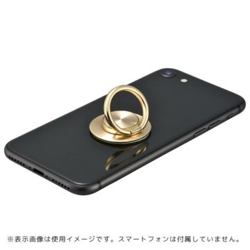 メタルモバイルリング ゴールド [品番]03-0319