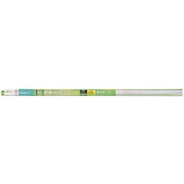 直管LEDランプ 40形相当 G13 昼白色 グロースタータ器具専用 [品番]06-0919