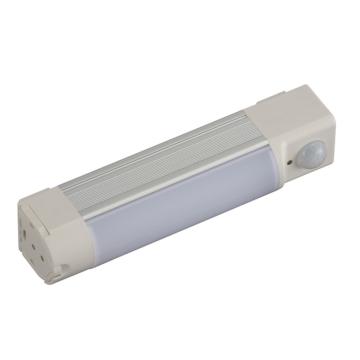 充電LED多目的ライト センサー式 3W 昼光色 [品番]06-3519