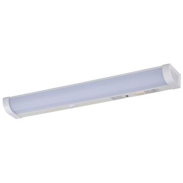 LED流し元灯 20形 昼光色 センサースイッチ 配線工事必要 [品番]06-4024