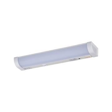 LED流し元灯 15形 昼光色 センサースイッチ 電源コード付 [品番]06-4027