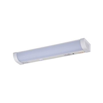 LED流し元灯 15形 昼光色 センサースイッチ 配線工事必要[品番]06-4028