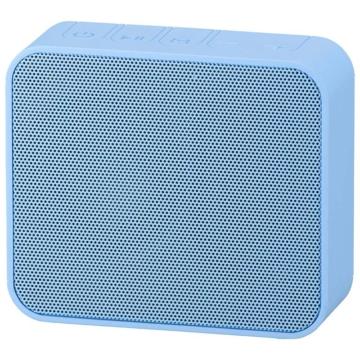 AudioComm ワイヤレス充電・スピーカー ブルー [品番]03-3192