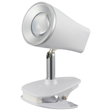 LEDクリップライト ホワイト [品番]06-0890