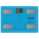体重体組成計 ブルー [品番]08-0492
