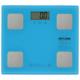 体重体組成計 ブルー [品番]08-0500