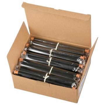 普通紙FAXインクリボン S-P4タイプ 20本入 16.5m [品番]01-3869