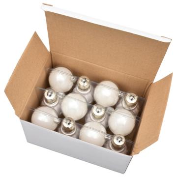 LED電球 小形 E17 40形相当 昼光色 12個入 [品番]06-3628
